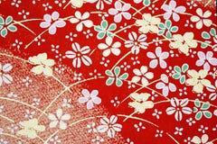 Hintergrund des japanischen Papiers Stockfotografie
