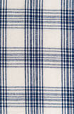 Hintergrund des karierten Textilgewebes Lizenzfreies Stockfoto