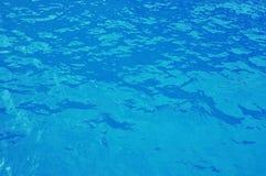 Hintergrund des Meerwassers Stockfotos