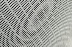 Hintergrund des Metallplattenblattes Lizenzfreie Abbildung