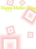 Hintergrund des Mutter Tages Lizenzfreie Stockfotos