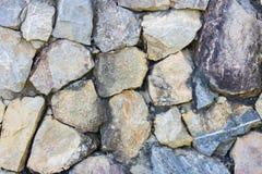 Hintergrund des Naturzements oder des Steins Lizenzfreie Stockfotos