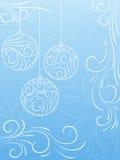 Hintergrund des neuen Jahres. Lizenzfreie Stockbilder
