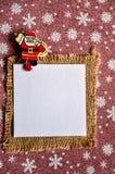 Hintergrund des neuen Jahres mit Raum für Ihren Text Lizenzfreie Stockfotos