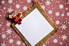 Hintergrund des neuen Jahres mit Raum für Ihren Text Lizenzfreies Stockbild