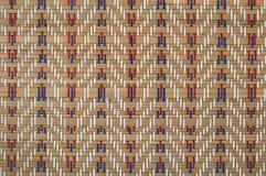 Hintergrund des Reisstrohs Stockbilder