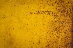 Hintergrund des rostigen alten Metalls Beschaffenheit Lizenzfreies Stockbild