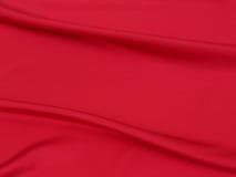 Hintergrund des roten Gewebebeschaffenheitssegeltuches Stockfotos