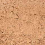 Hintergrund des roten Lehms Stockbilder