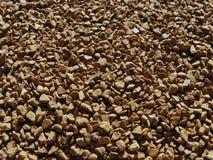 Hintergrund des sofortigen Kaffees Hintergrund des löslichen Kaffees Stockfoto