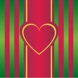 Hintergrund des Str.-Valentinsgrußes Stockbilder