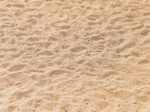 Hintergrund des Strandes sand Stockbilder