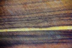 Hintergrund des verkratzten hölzernen Brettes stockbild
