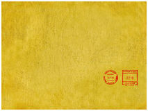 Hintergrund des Weinlesepapiers. Stockfotografie