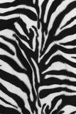 Hintergrund des Zebrahautmusters Lizenzfreie Stockfotos