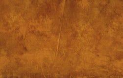 Hintergrund - ein Blatt des alten Papiers Stockfoto