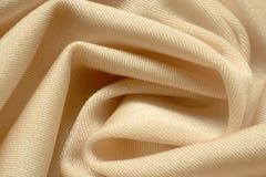 Hintergrund ein silk Gewebe Stockfotos