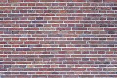 Hintergrund einer Backsteinmauer Lizenzfreie Stockfotos