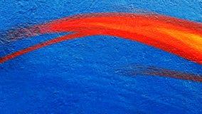 Hintergrund einer brennenden Flamme Lizenzfreie Stockbilder
