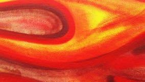 Hintergrund einer brennenden Flamme Lizenzfreie Stockfotos