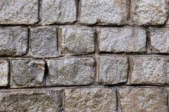 Hintergrund einer Granitwand. Lizenzfreie Stockfotos