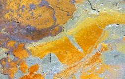 Hintergrund einer Steinplatte Lizenzfreies Stockbild