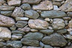 Hintergrund eines alten Steinziegelsteines wal Lizenzfreies Stockbild