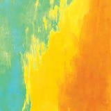 Hintergrund-Einklebebuchpapier des Aquarells strukturiertes Stockbild