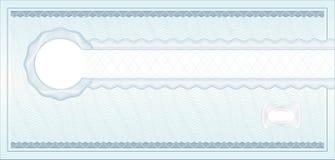Hintergrund für die Bescheinigung Lizenzfreies Stockbild