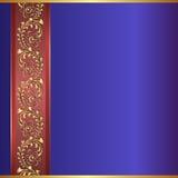 Hintergrund für eine Einladungskarte oder einen Glückwunsch Stockbilder