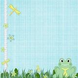 Hintergrund für Kindkarte Stockbilder