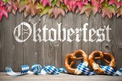 Hintergrund für Oktoberfest stockbilder
