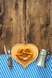 Hintergrund für Oktoberfest Lizenzfreie Stockbilder