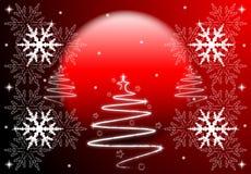 Hintergrund für Weihnachten Stockfotos