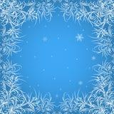 Hintergrund für Weihnachtskarte lizenzfreie abbildung