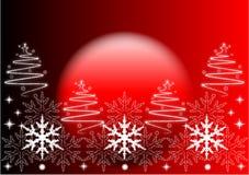 Hintergrund für Weihnachtstag Lizenzfreie Stockfotografie