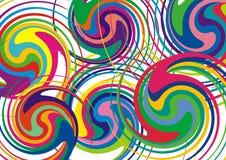 Hintergrund-Farbe Lizenzfreie Stockfotos
