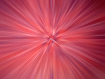 Hintergrund - farbige Explosion vektor abbildung