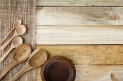 Hintergrund für das Kochen Stockbild