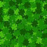 Hintergrund gebildet von den grünen Blättern stock abbildung