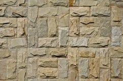 Hintergrund gebildet von den weißen Steinen Stockbild