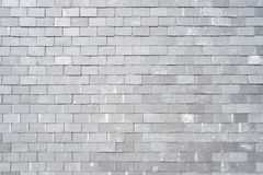 Hintergrund gebildet von den weißen Steinen Lizenzfreies Stockfoto