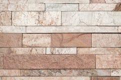 Hintergrund gebildet von den weißen Steinen Lizenzfreies Stockbild