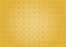 Hintergrund-gelber Rand Lizenzfreies Stockbild