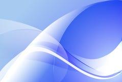Hintergrund im Blau Lizenzfreie Stockfotos