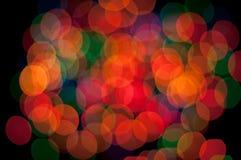 Hintergrund-Leuchten Stockfotos