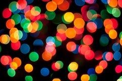 Hintergrund-Leuchten Lizenzfreies Stockfoto