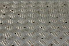 Hintergrund: metallische Waldung, Plattform, Rhythmus, Abstraktion Lizenzfreies Stockbild