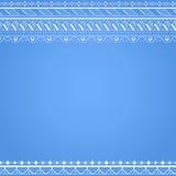 Hintergrund mit abstraktem geometrischem Muster Lizenzfreie Stockfotos