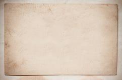 Hintergrund mit alten Papieren und Buchstaben Lizenzfreie Stockfotografie
